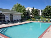 Eagle Creek Townhomes Outdoor Pool