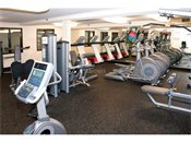 Creekside Apartment Homes Fitness Center