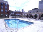 Mill City Apartments Outdoor Pool