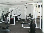 Provence Apt. Homes Fitness Center
