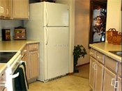 Provence Apt. Homes Model Kitchen