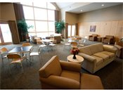 Louisiana Oaks Apartments Community Room