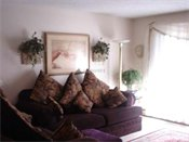 Wellington Ridge Apartments Living Room