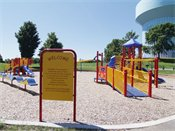 Oak Pointe Apartment Residences Playground