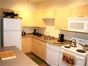 The Quinn at Plymouth Guest Suite Kitchen