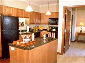 Cornelia Place Granite Countertops