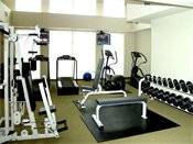 Cornelia Place Fitness Center