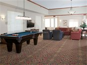 Waterstone Place Billiard Room