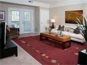 Waterstone Place Model Living Room