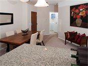 Waterstone Place Model Dining Room