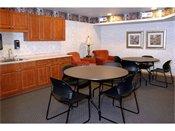 Arbor Pointe Senior Apartments Craft Room