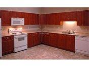 Arbor Pointe Senior Apartments Model Kitchen