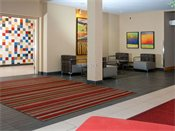 Riverview at Upper Landing Lobby