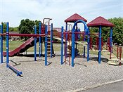 Woodridge Apartments Playground Area
