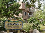 Hidden Valley Apartments Property View