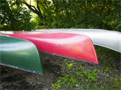 Salem Green Canoes