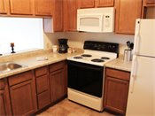 Salem Green Model Kitchen