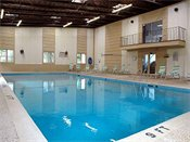 Moonraker Apartments Indoor Pool