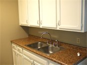 Riverview Apartments Kitchen