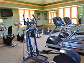 The Lexington Apartments Fitness Center