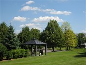 The Lexington Apartments Gazebo Picnic Area