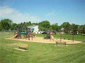 The Lexington Apartments Playground