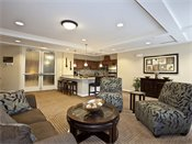 Parkwood Pointe Apartments Community Room