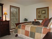 Oakleaf Townhomes Bedroom