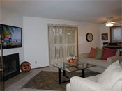 Oakleaf Townhomes Living Room